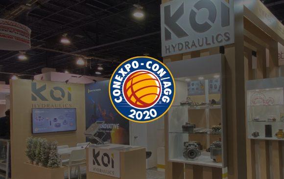 CONEXPO-CON / AGG 2020